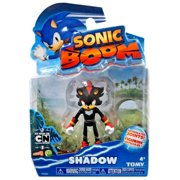 Sonic The Hedgehog Sonic Boom Shadow Action Figure