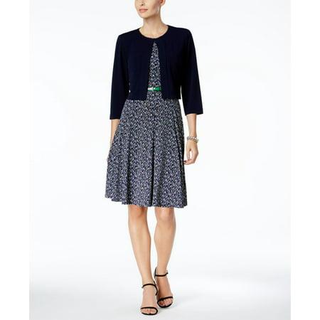 Jessica Howard Printed A-Line Dress And Bolero - Buy Jessica Rabbit Dress