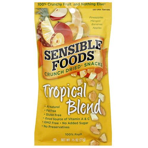 Sensible Foods Tropical Blend Crunch Dri