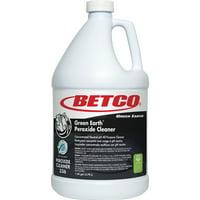 Betco, BET3360400EA, Green Earth Peroxide Cleaner, 1 Each, Clear
