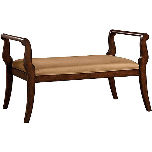 Venetian Worldwide Swansea Solid Wood Bench