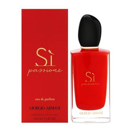Giorgio Armani Si Passione for Women 3.4 oz Eau de Parfum Spray