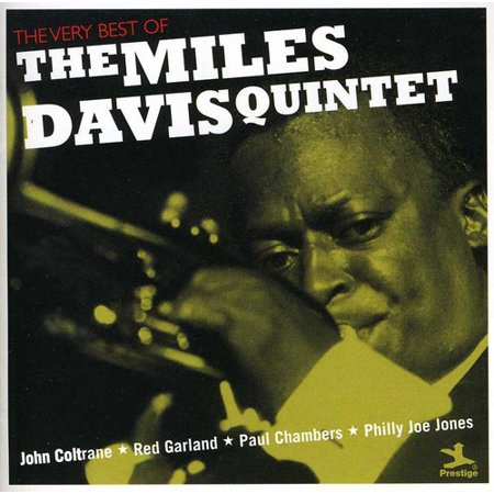 The Very Best of the Miles Davis Quintet (CD) ()