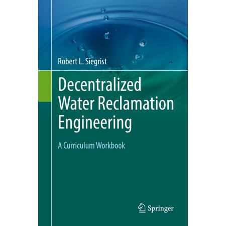 Decentralized Water Reclamation Engineering - eBook