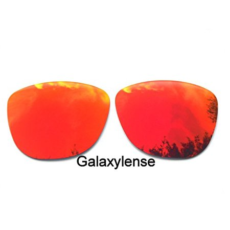 Galaxy Replacement Lenses For-Oakley Frogskin Iridium Red Polarized (Oakley Frogskins Iridium Lens)