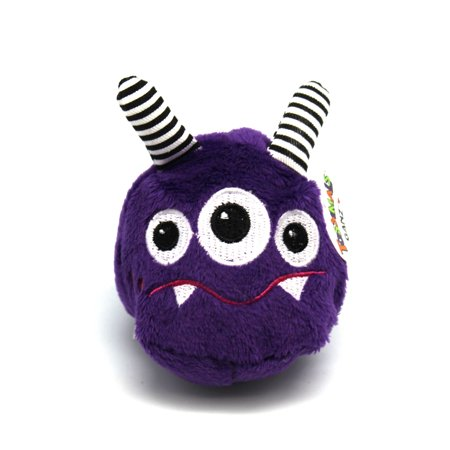Purple Monster Tossimal by Ganz
