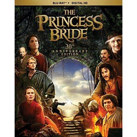 - The Princess Bride (30th Anniversary Edition) (Blu-ray + Digital HD)