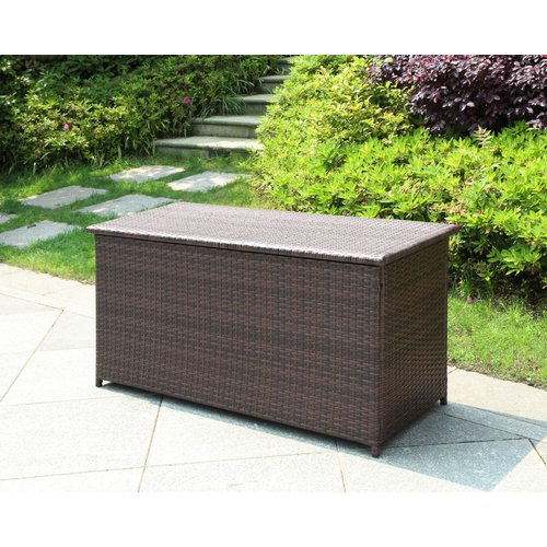 DHI Wicker Deck Box by