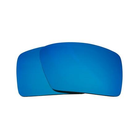 e867c42c90 Seek Optics - Eyepatch 2 Replacement Lenses Blue Mirror by SEEK fits OAKLEY  Sunglasses - Walmart.com