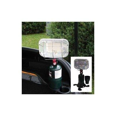 Franklin portable golf cart propane heater with cup holder