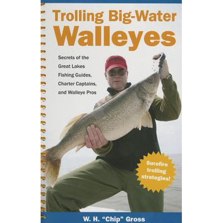 Pro Squirrel (Trolling Big-Water Walleyes : Secrets of the Great Lakes Fishing Guides, Charter Captains, and Walleye Pros)