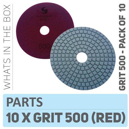 Stadea PPW158D Diamond Polishing Pads 4