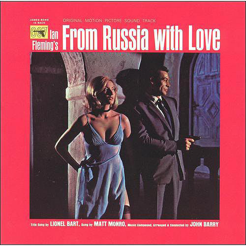 From Russia With Love Soundtrack