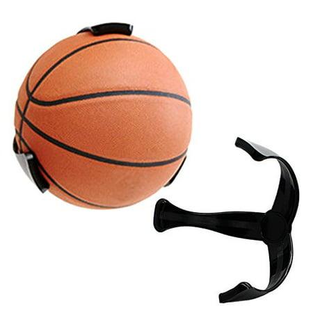Bally Bracket (Basketball Soccer Ball Claw Round Balls Wall Mount Holder for Ball Basketball)