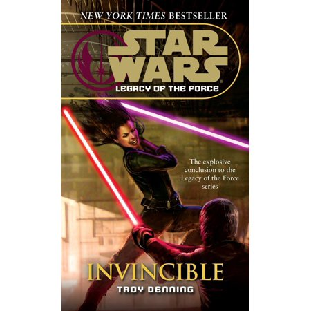 Invincible: Star Wars Legends (Legacy of the (History Channel Star Wars The Legacy Revealed)