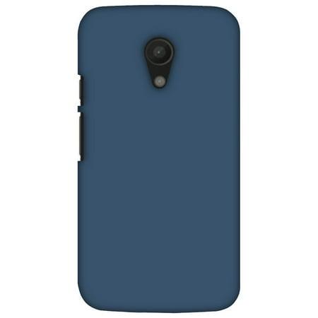 Motorola Moto G 2nd Gen Case, Premium Handcrafted Printed Designer Hard ShockProof Case Back Cover for Motorola Moto G2, Moto G 2nd Generation - Olympic Blue (Motorola G Cover 2nd Generation)