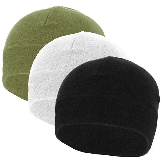 67ed8fd3efb22 Beanie Hats for Men   Women - Watch Cap - Cold Weather Gear - by Mato   Hash  - 3PK Dark Mix CA4300 - Walmart.com