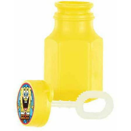 Mini SpongeBob SquarePants Bubble Party Favors, 16ct