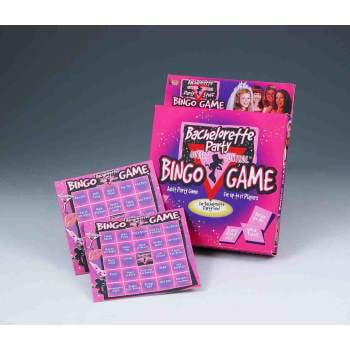 BACHELORETTE PARTY BINGO GAME](Wedding Bingo)