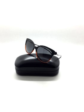 7c7d82adccd Product Image Coach Women s HC8218 HC 8218 547587 Black Amber Glitter  Gradient Sunglasses 57mm