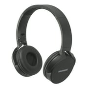 Foldable Stereo Headphones with Bluetooth Wireless Technology - Black