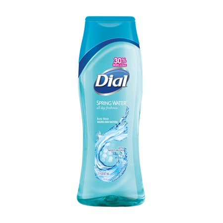 Dial Spring Water Body Wash 21 fl. Oz Squeeze Bottle