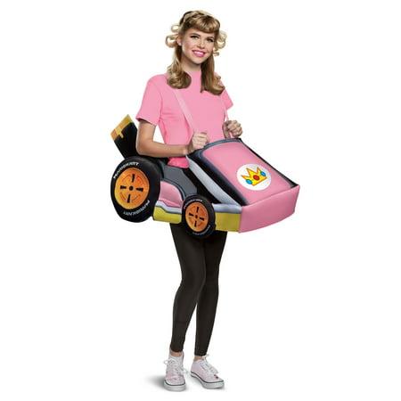 Super Mario Kart Women S Princess Peach Ride In Walmart Canada