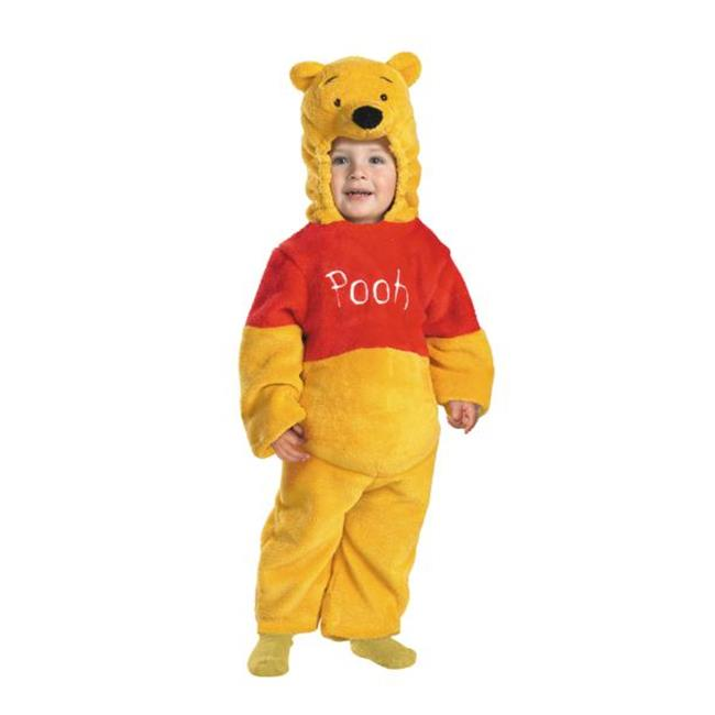 MorrisCostumes DG6579W Pooh Deluxe Plush, 12-18 Months by Morris Costumes