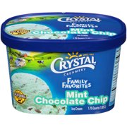 Crystal Ice Cream Amp Novelties