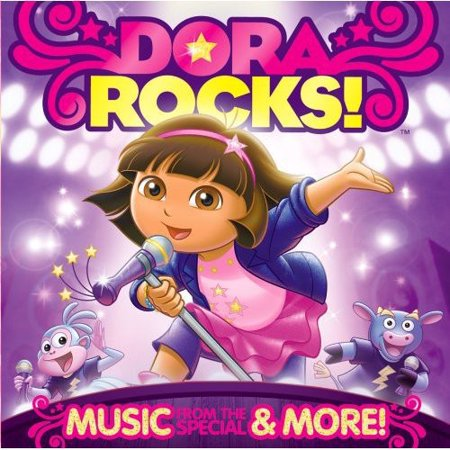 - Dora Rocks: Music from the Special & More