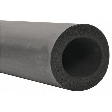 AEROFLEX Pipe Ins.,EPDM,1/4 in. ID,6 ft. 675852
