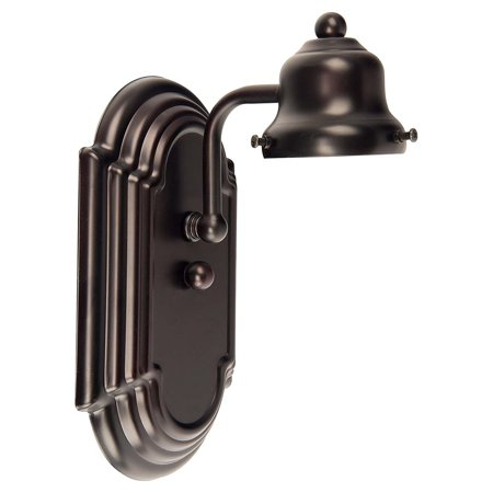 Craftmade Racetrack 11708 1 Light Arch Arm Wall Sconce