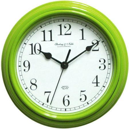 Mainstays Wall Clock Walmart Com