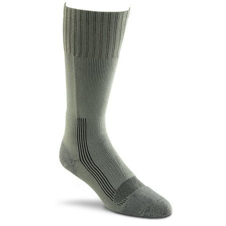 Fox River Military Wick Dry Maximum Adult Mid-weight Mid-calf Boot Socks, S