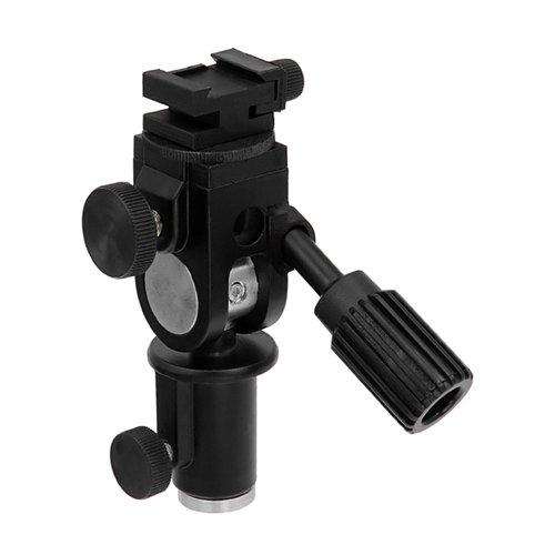 Fotodiox Pro Ultra Heavy Duty Flash Umbrella Bracket - With Swivel/Tilt Head, Mountable to Light stand and Tripod - fits Canon Speedlite
