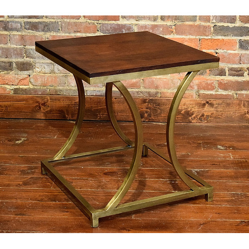 William Sheppee Barbados End Table by