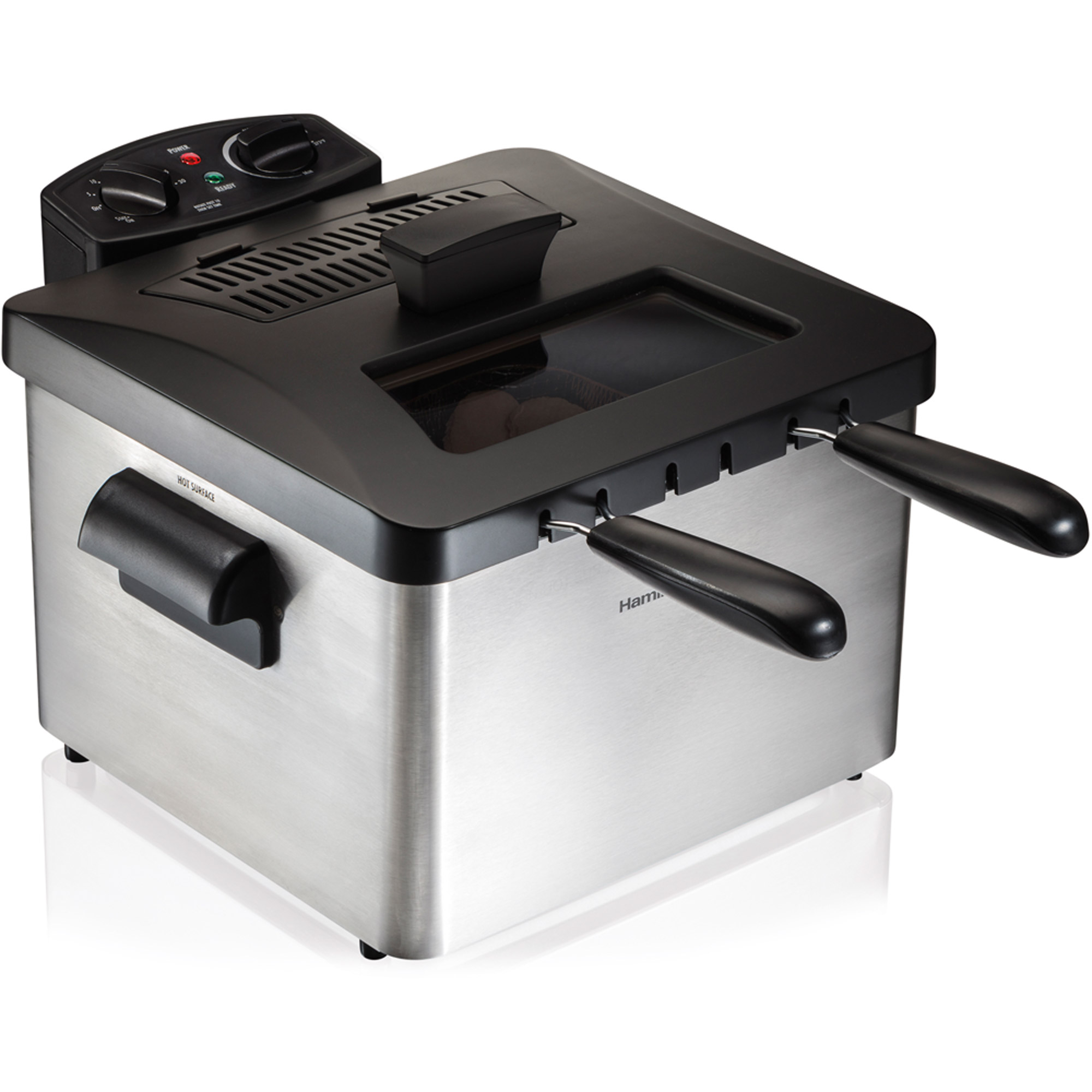 Hamilton Beach Professional-Style Deep Fryer