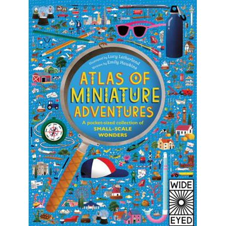 Atlas of Miniature Adventures : A pocket-sized collection of small-scale -