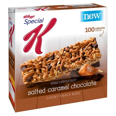 Special K Salted Caramel Chocolate Snack Bar 5.29oz