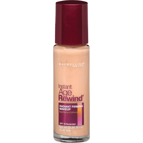 Maybelline Instant Age Rewind Liquid Foundation