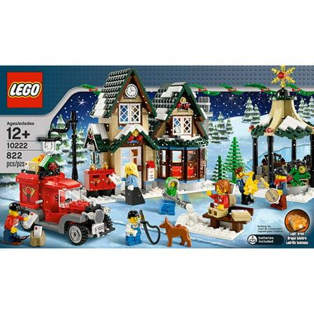 LEGO Winter Village Post Office