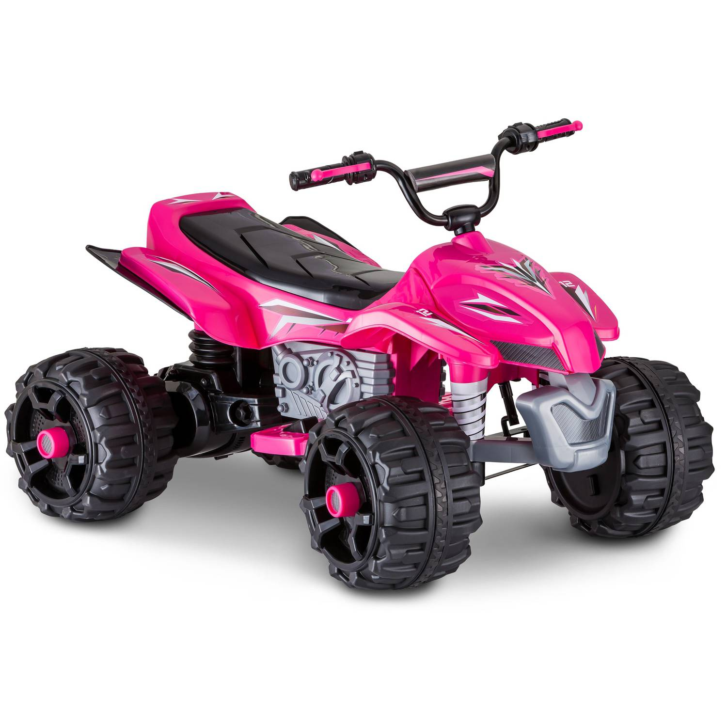 Sport ATV 12V Battery Powered Ride-On, Multiple Colors