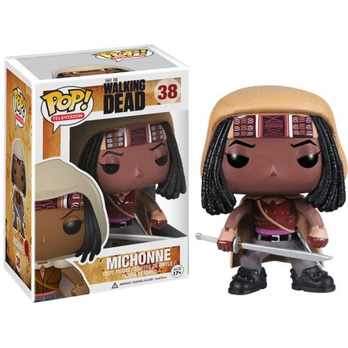 FUNKO Pop! Television The Walking Dead Michonne Vinyl Figure