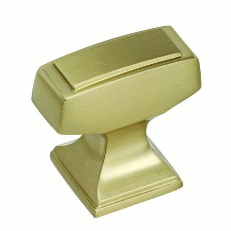 Amerock Mulholland Collection Cabinet Knob 1.188 in. 1 pk Amerock Mulholland Cabinet Knob