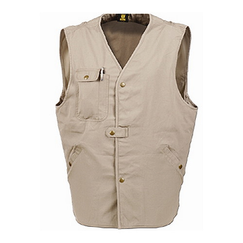 62612 Ka-Bar TDI Tactical Vest, Khaki