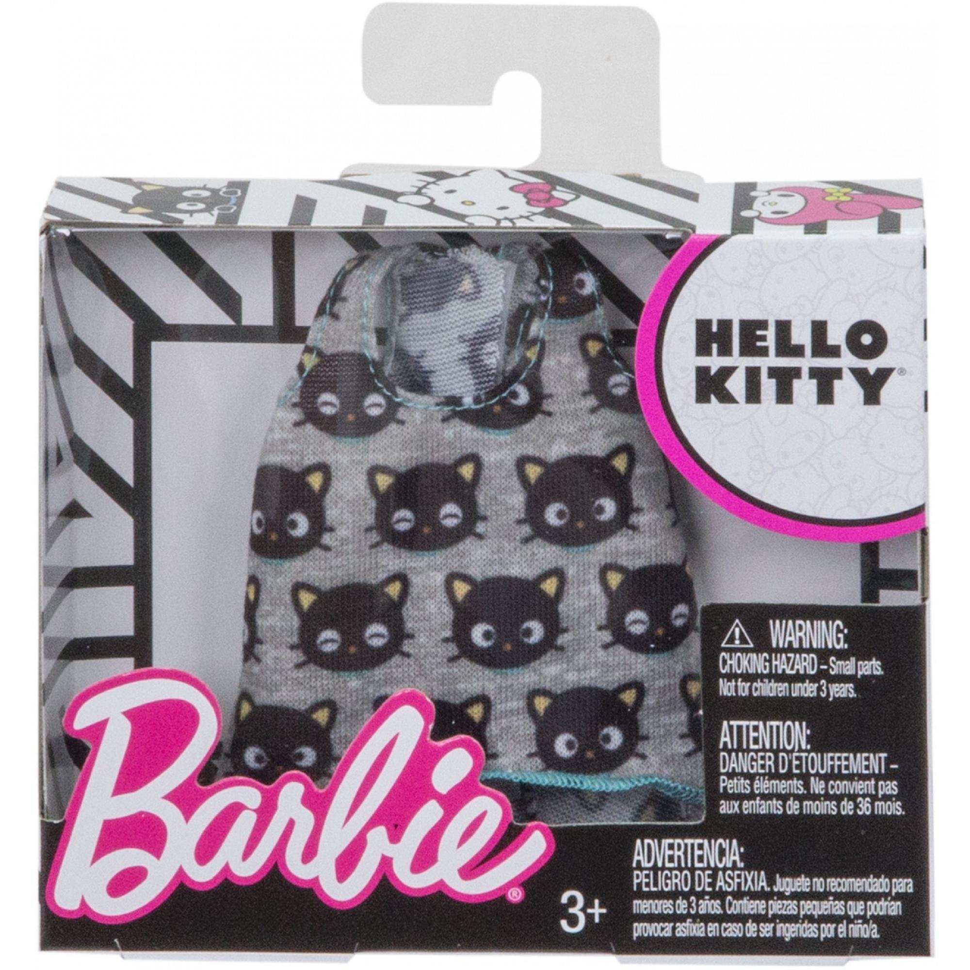 Barbie Hello Kitty Gray Tank by Mattel