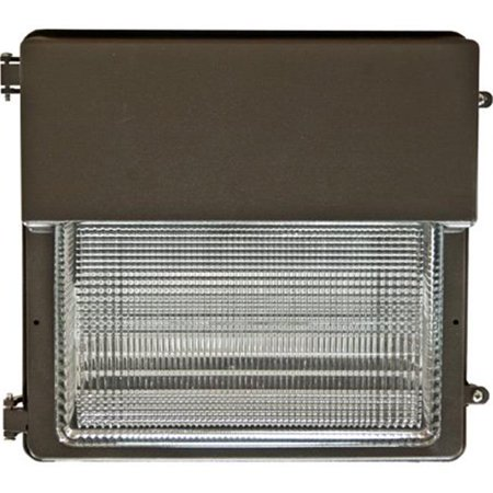 Dabmar Lighting DW1853-MT 14.75 x 15 x 9.88 in. 400 watts Large Wall Pack Fixture with Metal Halide Lamp,