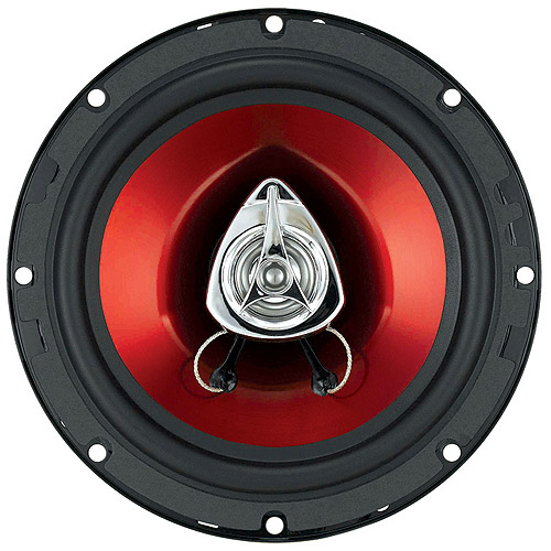 "Boss Audio CH6520 6.5"" 2-Way  Chaos Extreme 250 Watt Car Speakers (Pair of Speakers)"