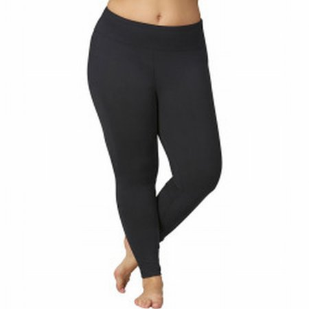 15364e70e7b Ava Viv - Ava Viv NEW Black Womens Size 2X Plus Leggings Athletic Apparel -  Walmart.com