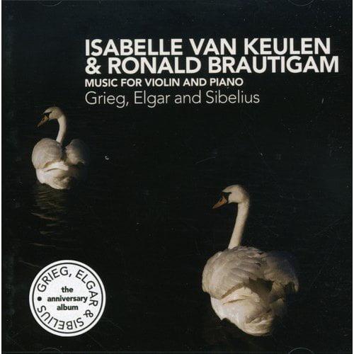 Music Of Grieg Elgar & Sibelius